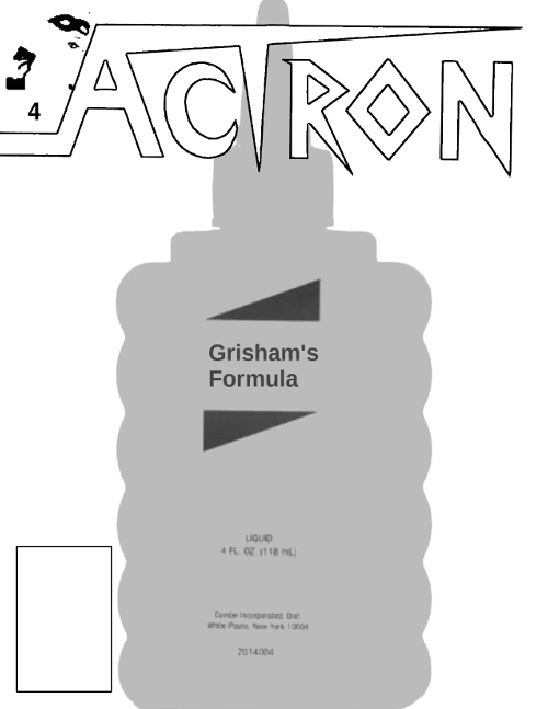 ACTRON v5, #4 - front cover
